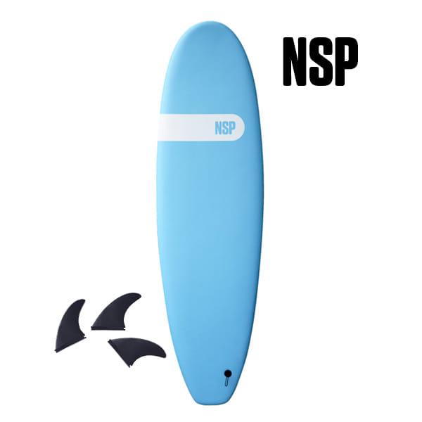 NSP Sundowner Softboards